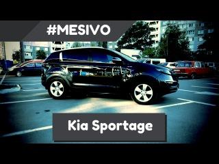🚗 Kia Sportage. Обзор Автомобиля и Тест Драйв от #MESIVO. Киа Спортейдж