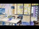 Дизайн двухкомнатной квартиры. Идеи перепланировки и зонирования