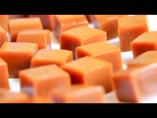Как приготовить ИРИСКИ | Сливочная карамель