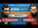 Ronnie O'Sullivan v Shaun Murphy