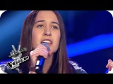 Of Monsters and Men - Little Talks (Camilla)  The Voice Kids 2017  Blind Auditions  SAT-1