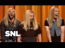 Jennifer Aniston Look Alike Contest Saturday Night Live