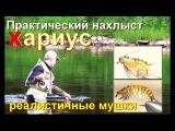 НАХЛЫСТ!!! Первый полнометражный практический фильм о ловле нахлыстом и вязанию ...