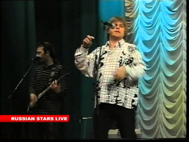 Алексей Глызин - Регги на телеге Live (2002)