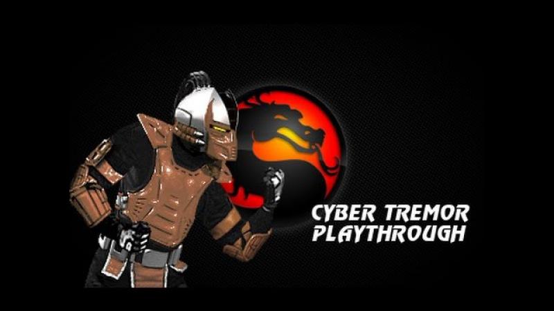 MKP 4.1 Season 2 (MUGEN) - Cyber Tremor Playthrough