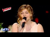 Carla Bruni Quelqu'un m'a dit Louane Emera The Voice France 2013 Demi-Finale