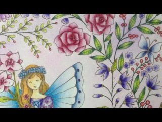 ROMANTIC COUNTRY - the second tale - KOH I NOOR polycolor - part 2