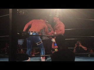 [#My1] Joey Ryan Dick Flips Cody Rhodes in San Francisco APW