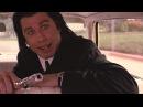 Случай в машине Криминальное чтиво 1994 сцена 11 12 HD