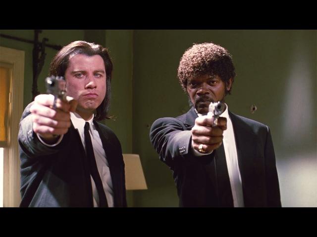 Божественное вмешательство — «Криминальное чтиво» (1994) сцена 1012 QFHD