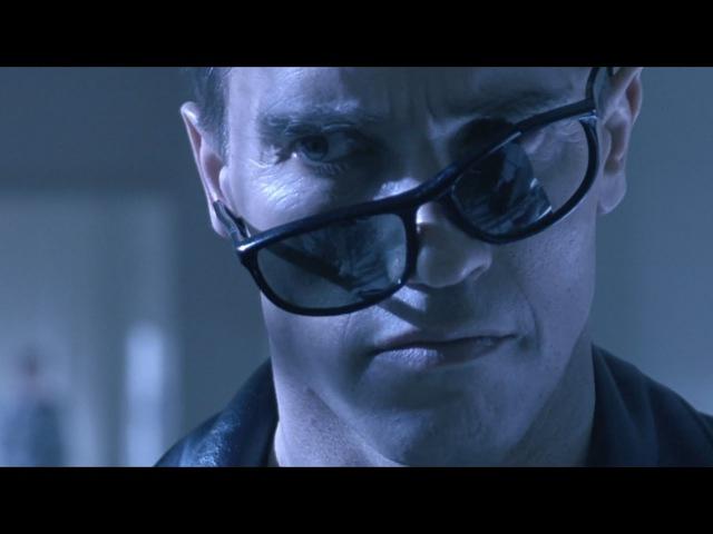 Заварушка в психбольнице — «Терминатор 2: Судный день» (1991) сцена 5/10 QFHD