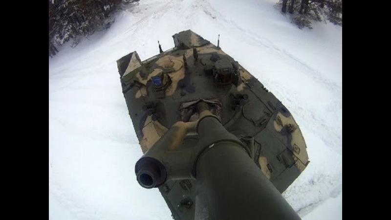 Командующий ВДВ Владимир Шаманов испытал БМД-4М