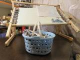Покупки Сравним станок для вышивания Иволга от Арабеска и от Серёги-мастера. Наборы для вышивания.