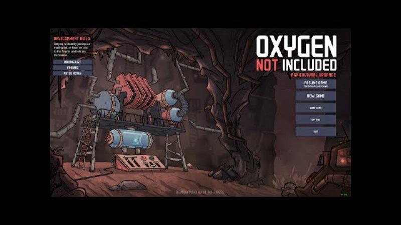 Oxygen not included - 6 сезон, 6 серия. Создаём систему охлаждения для Гейзеров. С цикла 399