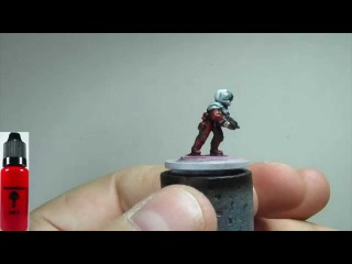 How to Paint 15mm Ground Zero Games - NAC as EHTC