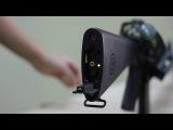Крепежный модуль для электроники игрового лазертаг-комплекта M16.