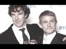 Ben CumberbatchMartin Freeman - I'd give up forever to touch you