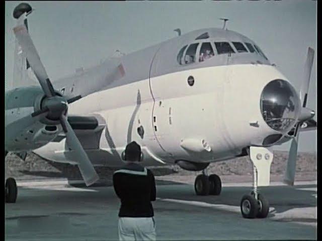 Breguet 1150 Atlantic auf U-Boot-Jagd (1967)