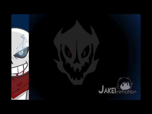 UNDERVERSE SANS (Undertale AUs) [Jakeinimation] · coub, коуб