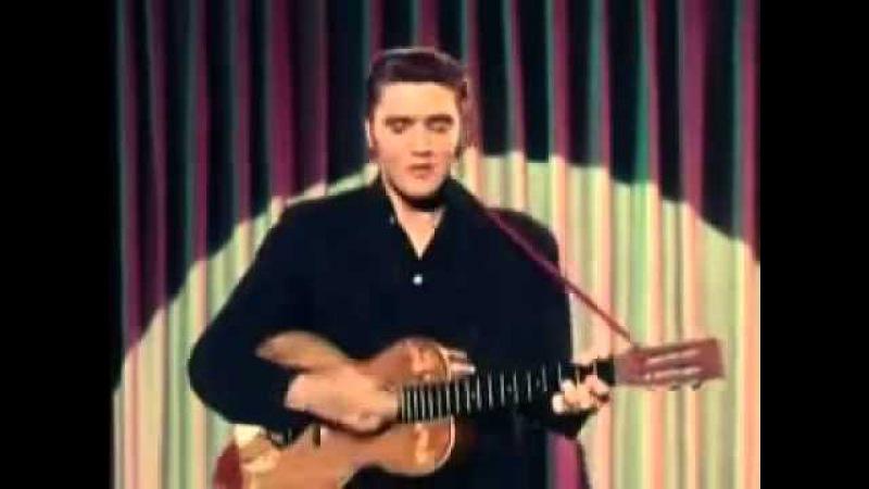 Elvis Presley - Blue Suede Shoes. Элвис Пресли.