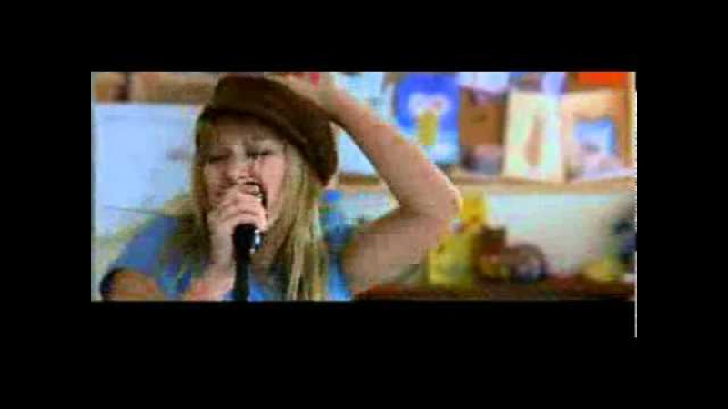 Lizzie Mcguire The tide is high