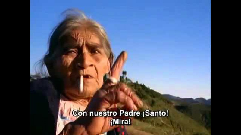 Maria Sabina Huautla De Jimenez Oaxaca