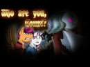 WHO ARE YOU COUNT Кто вы Граф Animatic Ink Potts tribute