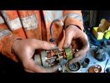 Подробный ремонт нагнетателя, вентилятора, компрессора автономки Eberspacher D3LC.