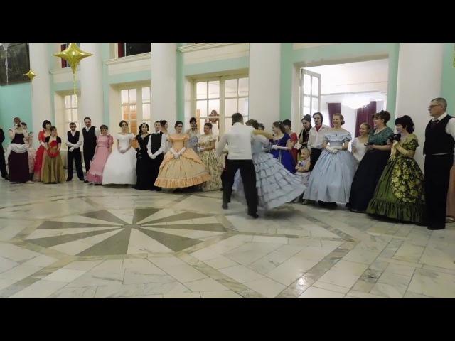 Цыганская полька Зимний Бал Традиции 28 01 2017 г Бийск