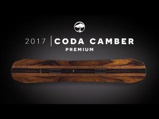 Arbor Snowboards :: 2017 Product Profiles - Coda Camber Premium