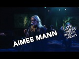 Aimee Mann Performs 'Goose Snow Cone'