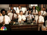 Jimmy Fallon, Migos &amp The Roots Sing