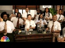 Jimmy Fallon, Migos The Roots Sing Bad and Boujee (w/ Office Supplies)