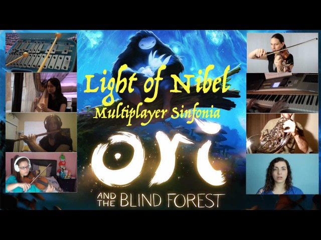 Ori and the Blind Forest - Light of Nibel, with the Multiplayer Sinfonia [Multiplayer II: Co-Op]