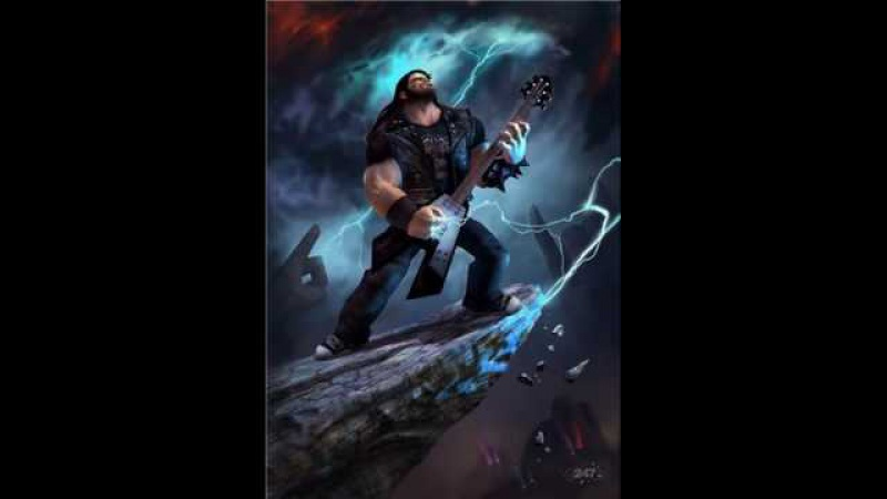 Урфин Джюс Жизнь в стиле heavy metal