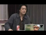 Park Chan-Wook A conversation with the audience about OLDBOY