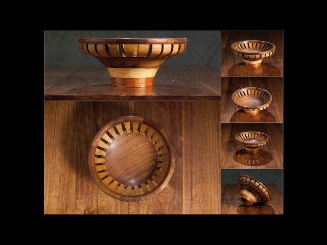 Сегментная ваза. Часть первая расчёты и чертежи