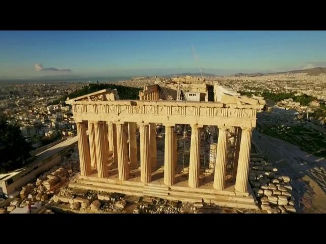 Discovery. Взрывая историю. Тайны Афинского Акрополя
