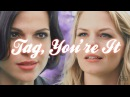 ‣ Swan Queen TAG, YOURE IT