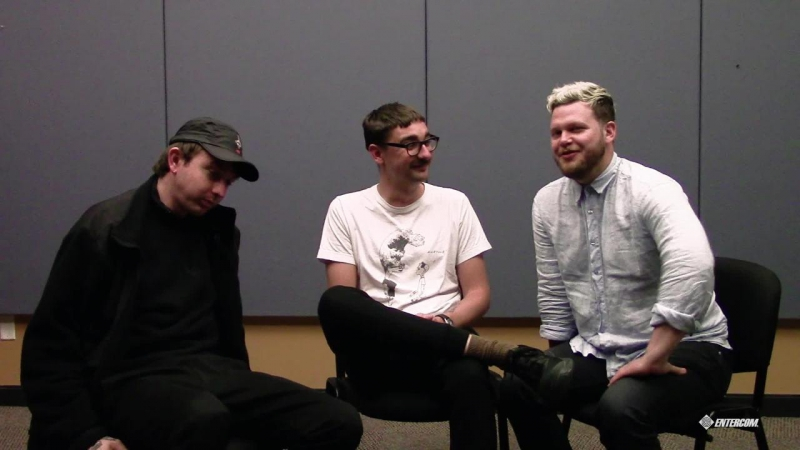 Alt-J Detail New Album, Relaxer, in Exclusive Interview 104.3 The Shark