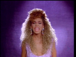 Whitney Houston - I Wanna Dance with Somebody (Who Loves Me) (Version 2.1987 )