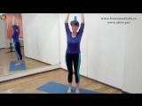 Упражнения для мышц шеи. Осанка. Фитнес дома