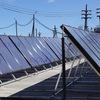НОВЫЙ ПОЛЮС - солнечные энергоуставноки