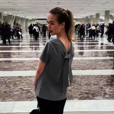 Дарья Щипакина