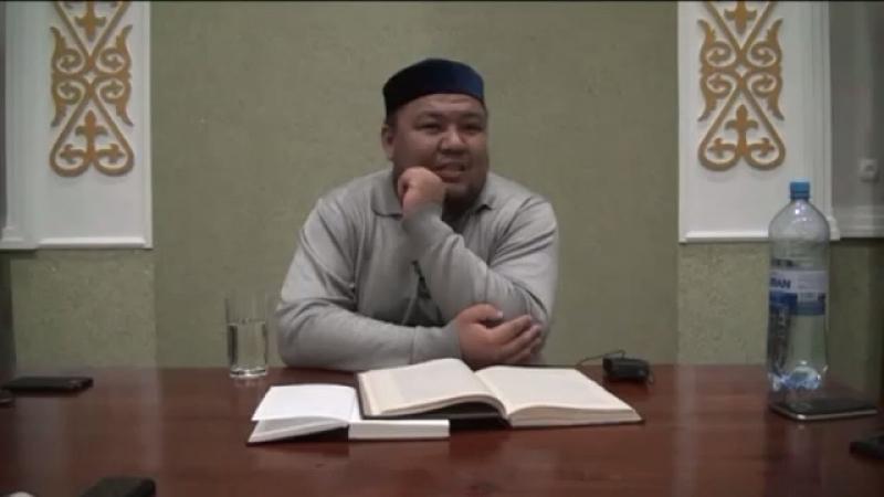 Бауыржан Әлиұлы - Ішімдік сатылатын дүкенде сатушы (продавец) болып жұмыс істеу дұрыс па?
