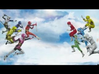 [dragonfox] Doubutsu Sentai Zyuohger vs. Ninninger: Message from the Future from Super Sentai (RUSUB)