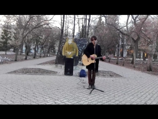 Moby - Natural Blues Кавёр