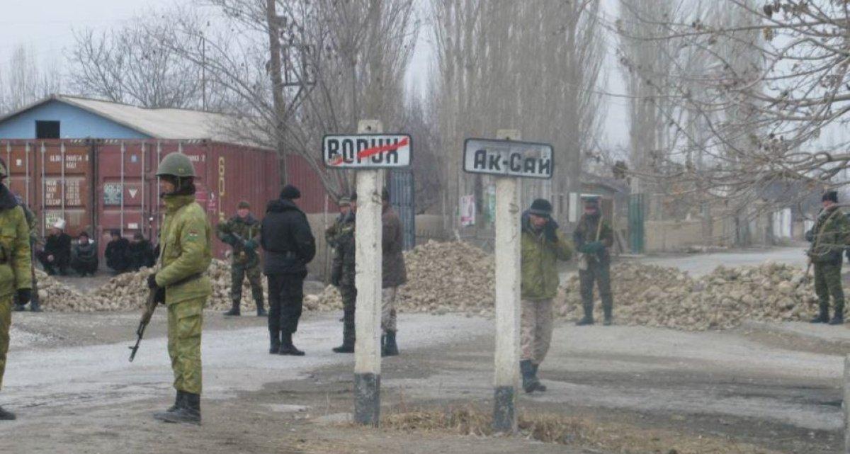 Погранвойска Таджикистана: первыми стрелять начали кыргызские пограничники