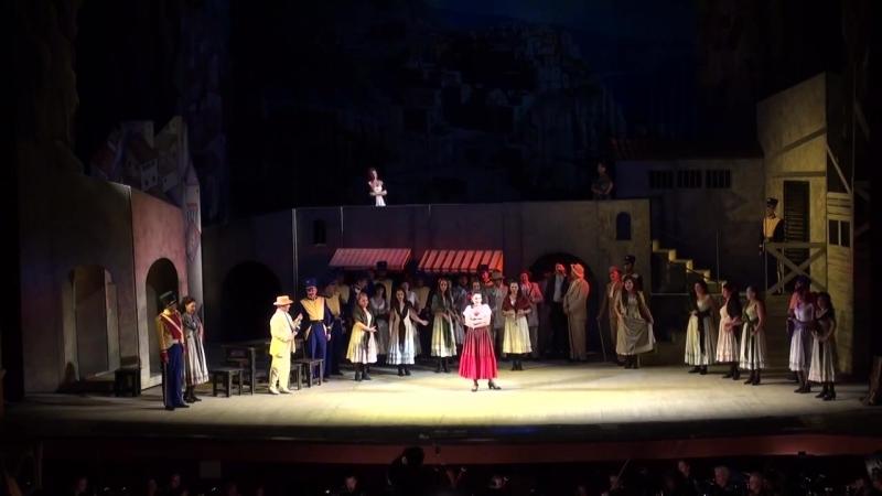 Анастасия Лепешинская — Хабанера из оперы Кармен Anastasiya Lepeshinskaya — Habanera