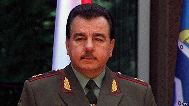 Министр обороны Таджикистана отбыл в Москву